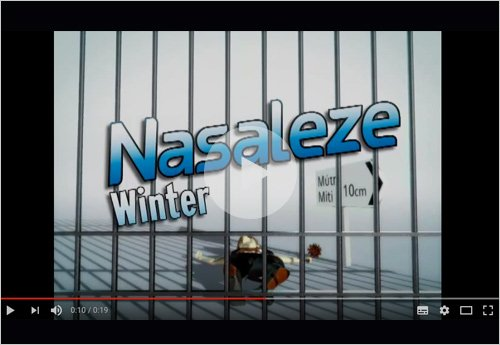 Nasaleze Cold TV Advert from Greece